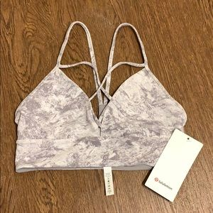 NWT LULULEMON EXPAND YOUR LIMITS BRA! G8 PRICE!